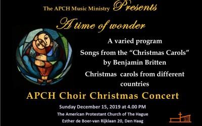 ACPH Choir Christmas Concert