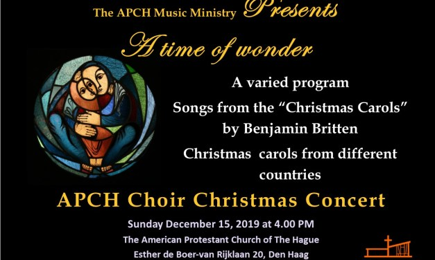 ACPH Choir Christmas Concert