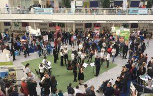 Feel at Home International Community Fair 2020 @ Atrium, City Hall, The Hague