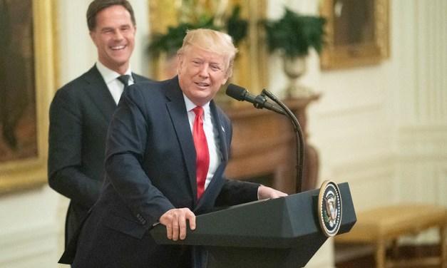 Dutch News Podcast – The Rutte Tops Trump Edition