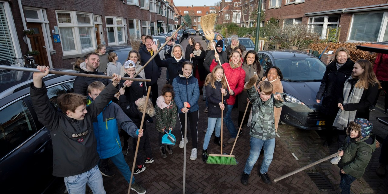 Cleanest Street in The Hague Announced
