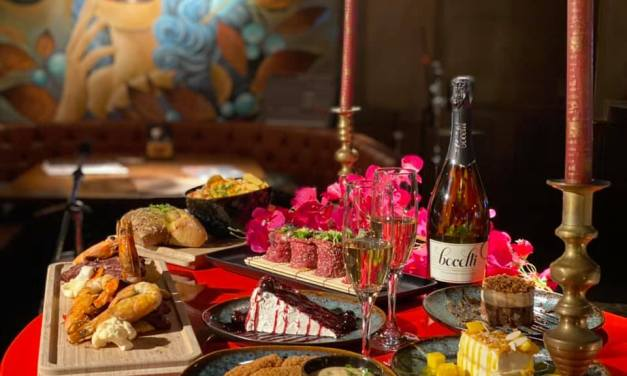 Blaze & Co Sparks the Romance this Valentine's Day with Special Dinner Offer