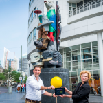 ON STEP IN THE CITY: New Website 'Outdoor Art The Hague' Invites