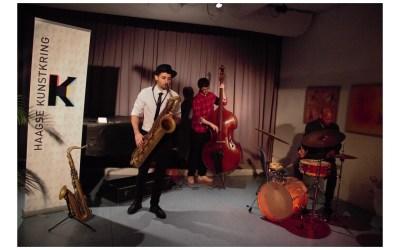 Haagse Kunstkring Presents: Jazz Concert with Miguel Sucasas Trio