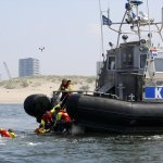KNRM is testing drones for detection of drowning persons