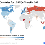 The Netherlands is No. 2 Best LGBTQ+ Travel Destination in the World