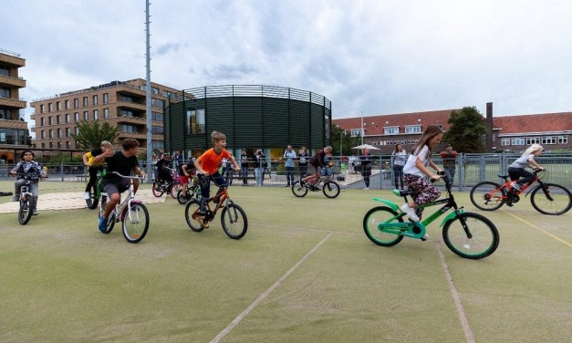 Summer Cycling: The Hague Wheelie Weeks have started!
