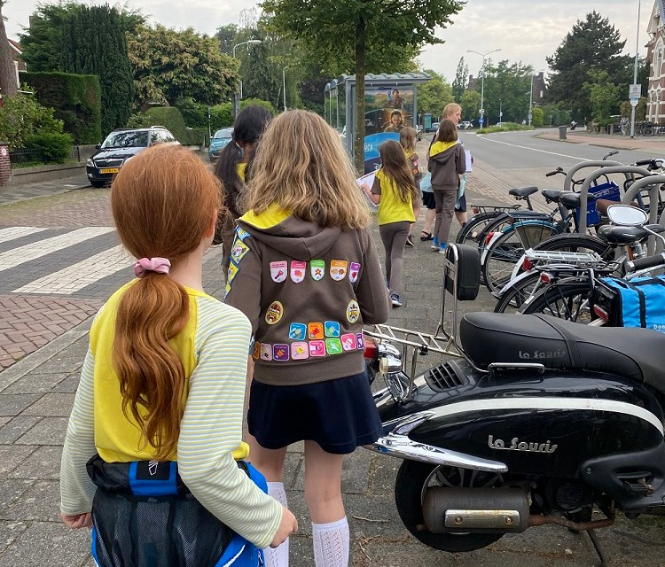 The Spirit of Adventure: Girls Looking for a New Challenge Ready for the Return to School