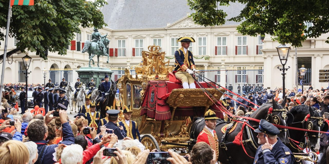 Prinsjesdag 2021: traffic measures and a modified programme