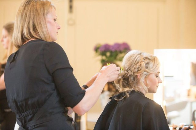 bridal hair & makeup courses - the hair & makeup school