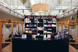 Hair District Collective  Our Services  Locations  HD Collective