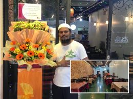 Bhai Sarbat opens a restaurant