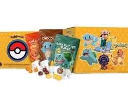 Pokemon popcorn
