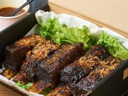 Iga Bakar, Indonesian-styled beef ribs from Samrang