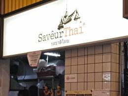 Saveur Thai coffeeshop