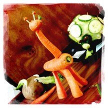 Animal from Vegetables