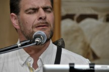 Michael Harcus at the Graand Owld Byre on 16 June 2015