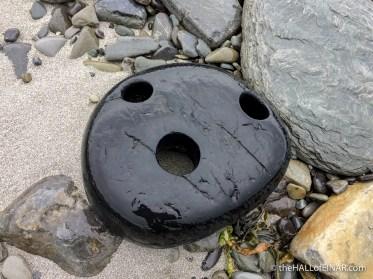 Beachcombing - The Hall of Einar - photograph (c) David Bailey (not the)