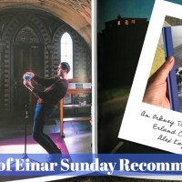 The Hall of Einar Sunday Recommendation #30