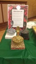 Handmade trophies for chili winners