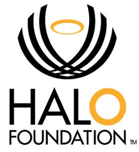 Halo Logo with Trademark