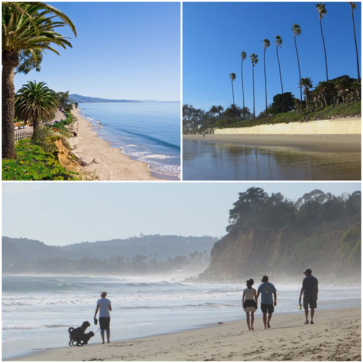 The best beaches in santa barbara and montecito the hamilton co blog another perk to butterfly is that it looks west unlike most of santa barbaras south facing beaches for that reason its one of the areas best spots for publicscrutiny Choice Image