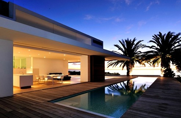 Contemporary Pool 7