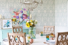 dining_room_colorful_wallpaper