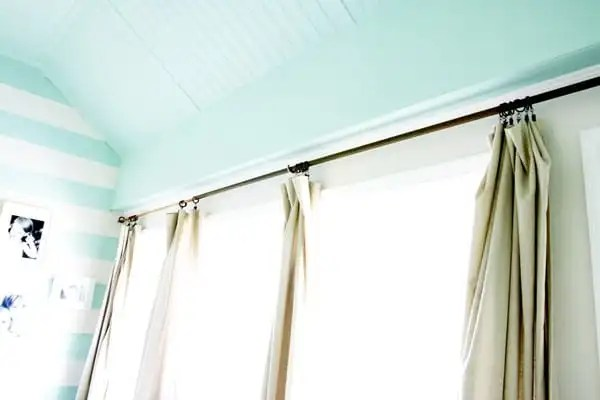how to make your own window hardware