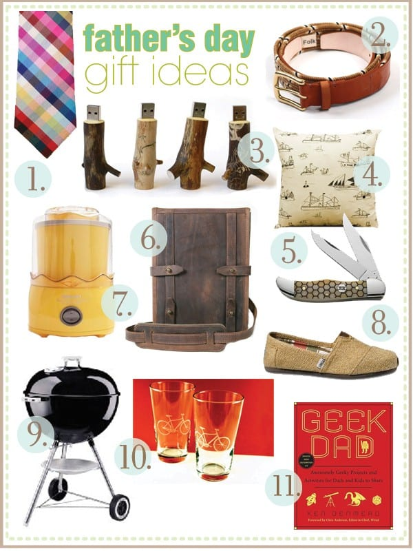 Easy fathers day gifts