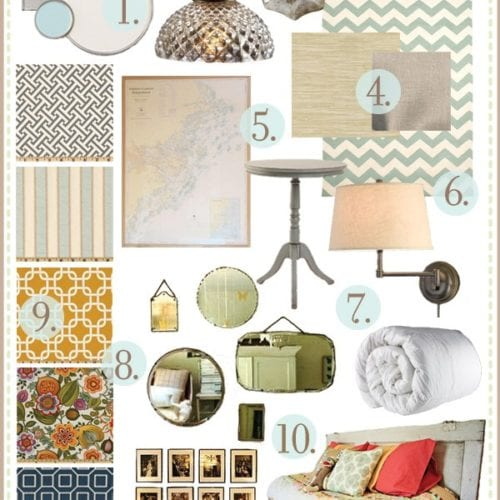 the yellow house project : the guest room