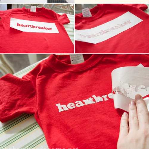 valentine's day : heartbreaker tees