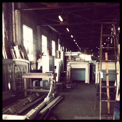 romantical rendezvous + rescued relics