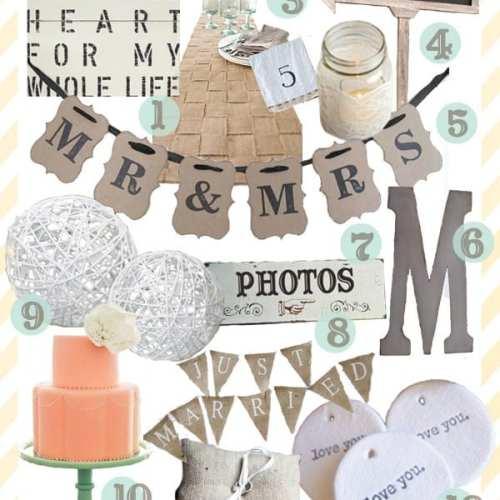handmade wedding ideas