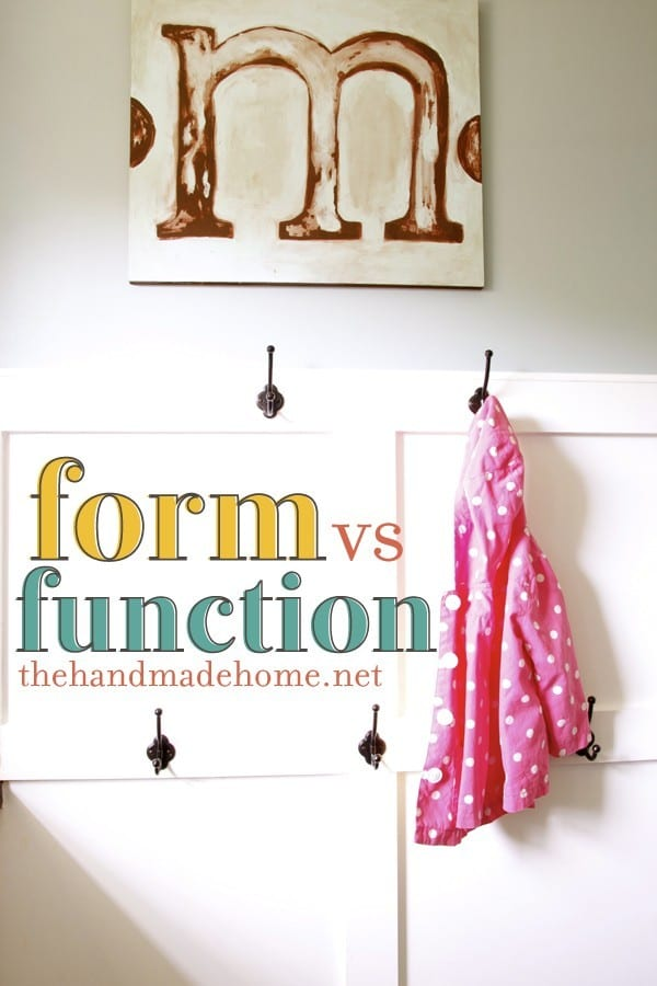 form_vs_function