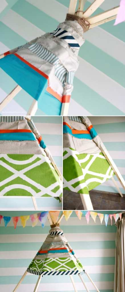 no_sew_teepee_from_fabric