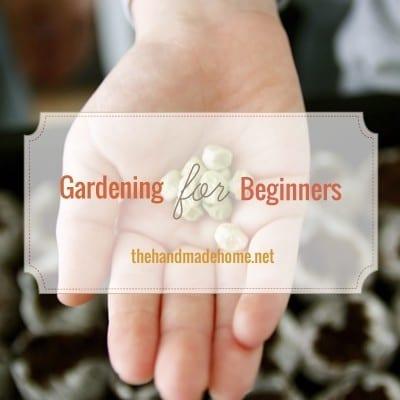 gardening for idiots
