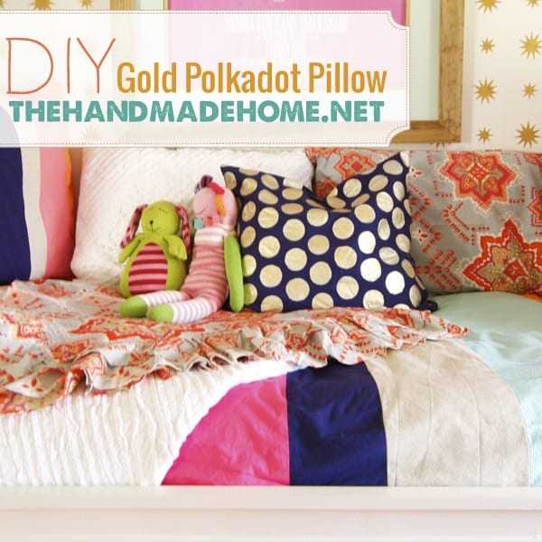 diy_polkadot_pillow