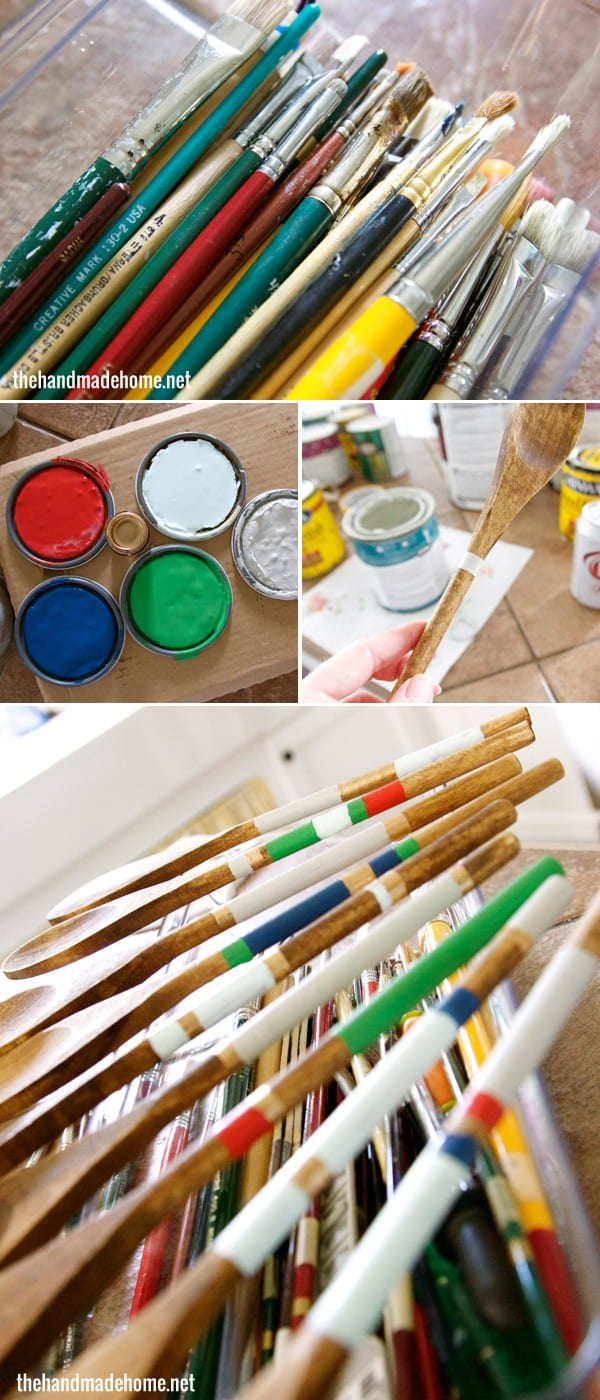 how_to_paint_spoons