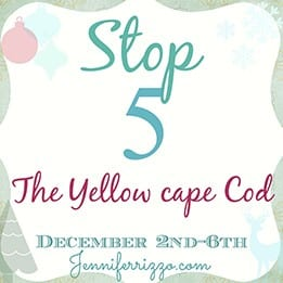 yellow capr cod button 5
