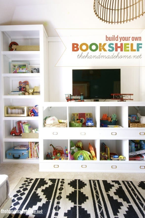 Build Your Own Bookshelf A Simple Tutorial To Custom Fit