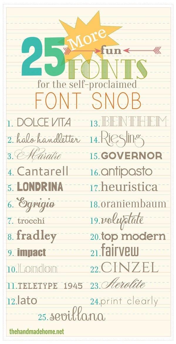 font_snob