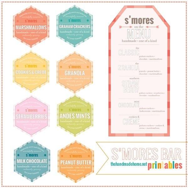 s'mores_bar_printables
