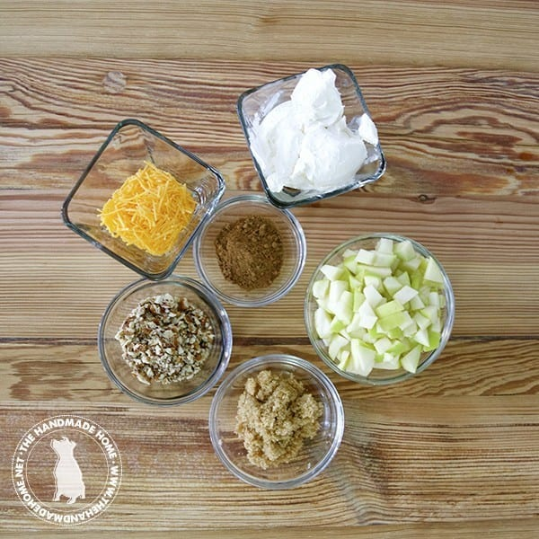 hot_apple_pie_dip_ingredients