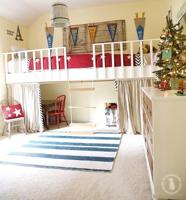 easy christmas decor