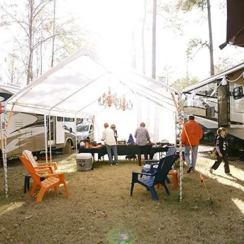 tailgating style : a recipe round up