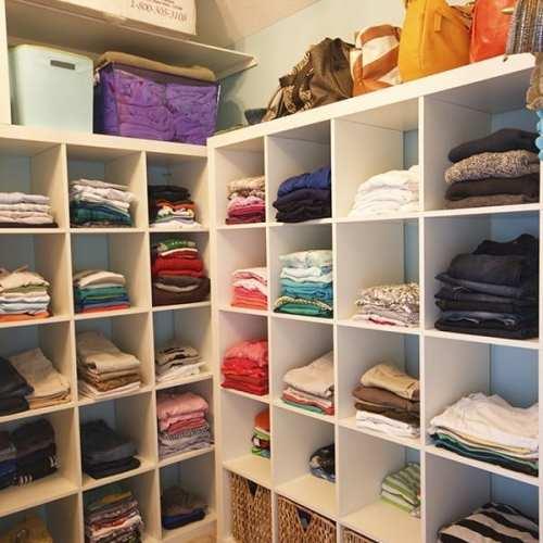 purging the closet