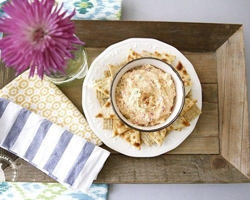pimento cheese pinwheel poppers