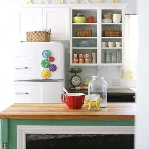 how to seal & stain wooden countertops