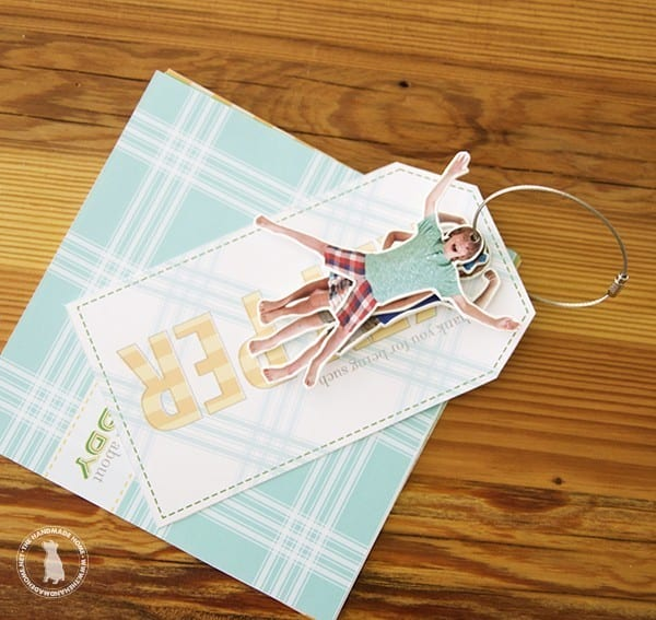 Easy fathers day gifts - key chain